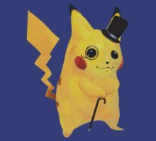 Gentlemon Pikachu by Trionics