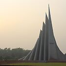 National Martyr's Monument, Bangladesh by BlackhawkRogue
