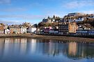 Oban, Scotland by Christine Smith