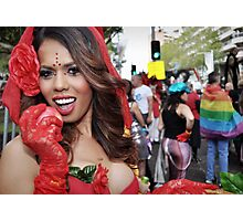 Sydney Gay and Lesbian Mardi Gras 2013 Photographic Print