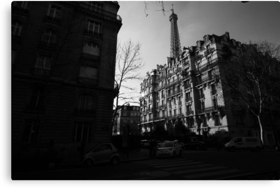 Paris Highlights and Shadows by mpstone