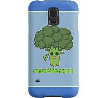 Cruciferous! Samsung Galaxy Case/Skin