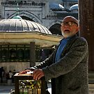 The Perfume Seller by Jens Helmstedt