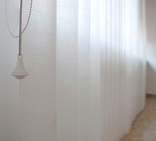 Cord Pull on Track Blinds by jojobob