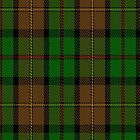 01201 Pampepato Green Fashion Tartan Fabric Print Iphone Case by Detnecs2013