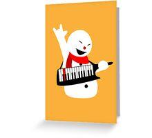Snowchang Greeting Card
