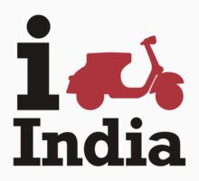 I Scooter India	 by Scooterist