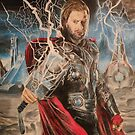 Thor by shawwayne