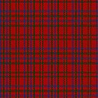 01212 Kape Ruske Fashion Tartan Fabric Print Iphone Case by Detnecs2013
