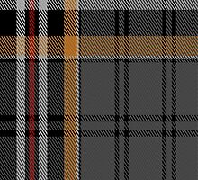 01213 Invisible Drummer Fashion Tartan Fabric Print Iphone Case by Detnecs2013