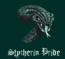 Slytherin pride by cabilo