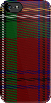 01218 Davenport Yam Fashion Tartan Fabric Print Iphone Case  by Detnecs2013