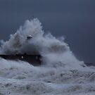 South Gare Stormy (Teesmouth, NE England) by PaulBradley