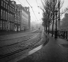 In Old Amsterdam  by Georden