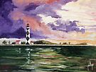 Cape Lookout NC by Jim Phillips