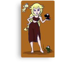 Dragon Princess, mother of Yoshis Canvas Print