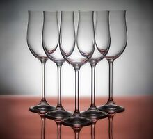 Wine Glasses by Sam Smith