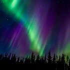 St Paddy&#x27;s Day Auroras...#4 ...Colour Explosion by peaceofthenorth