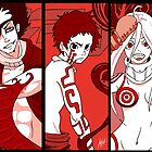 Deadman Wonderland by ArtisticCole