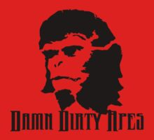 Damn DIrty Apes by etraphagan
