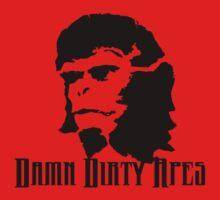 Damn DIrty Apes by etraphagan
