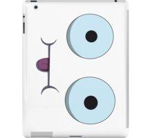 Poo-Brain Horse iPad Case/Skin