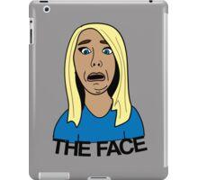 "Jenna Marbles ""The Face"" iPad Case/Skin"