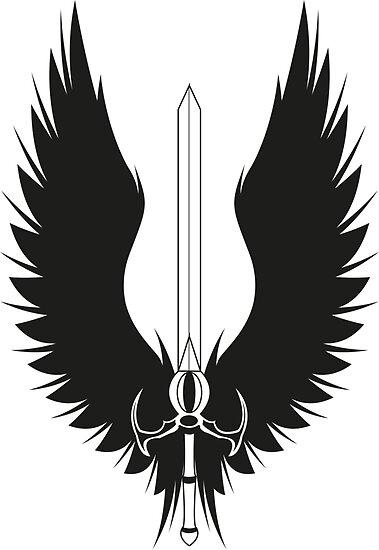 sword wings by Iuli