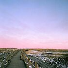 Plum Island, Sunset, January 2013 by jenjohnson1968