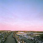 Plum Island, Sunset, January 2013 by jenjohnson1968
