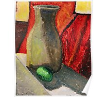 """Still Life Jug"" by Carter L. Shepard Poster"