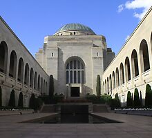 Australian War Memorial by wrighty