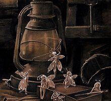 """""""OldLamp"""" by Sergei Rukavishnikov by Alenka Co"""