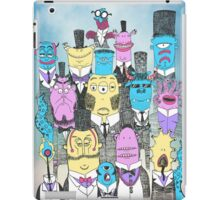 A Few Good Monsters iPad Case/Skin