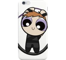 Puff Hawkeye - PPA iPhone Case/Skin