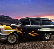 1957 Chevrolet Shorty Wagon by TeeMack
