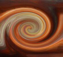 Twirly Copper by jojobob