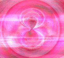 Pink Vortex Copper by jojobob