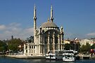Mecidiye Mosque by Jens Helmstedt