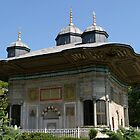 Fountain of Ottoman Sultan Ahmed III. in Istanbul by Jens Helmstedt