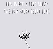 500 Days of Summer - Love Story by smallinfinities