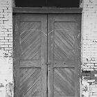 Door Heart by scrinjun