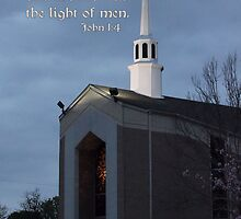 The Light Was the Light of Men by aprilann