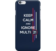 Multi 21 iPhone Case/Skin