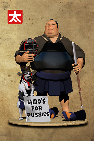 Iaido's for Pussies by Rotund-San