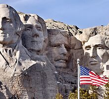 Mount Rushmore South Dakota Black Hills by pictureguy