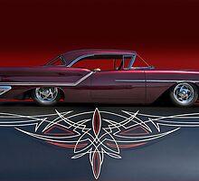 1957 Oldsmobile Custom Studio 2 by DaveKoontz