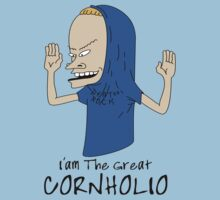 Beavis & Butthead The Great Cornholio by Chris Rozell