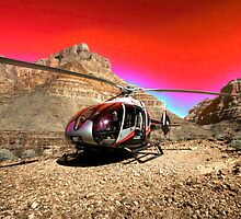 Canyon Chopper  by Rob Hawkins