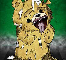 The Walking Ted by Kevin Coulston